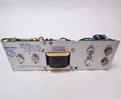 POWER-ONE HDBB-105W POWER SUPPLY TESTED & WORKING! 115/230VAC 47-440Hz