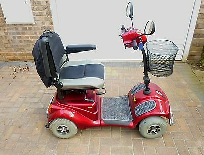 Roma Medical mobility scooter S146 with free boot scooter