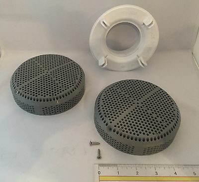 SUCTION COVER WALL ONLY 180 GPM GREY ( Qty. 2)