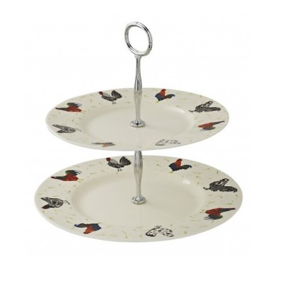 Ulster Weavers - Rooster Cake Stand
