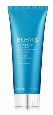 Elemis Revitalise-Me Shower Gel - 200ml  -  BN & Sealed    ** Quick Dispatch **