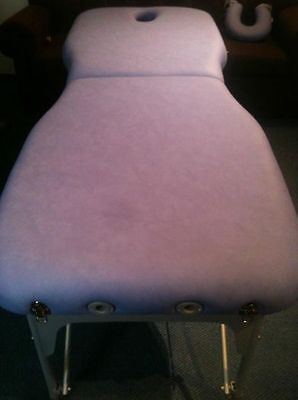 rrp £600 Foldable & Adjustable Portable Massage Table with Case