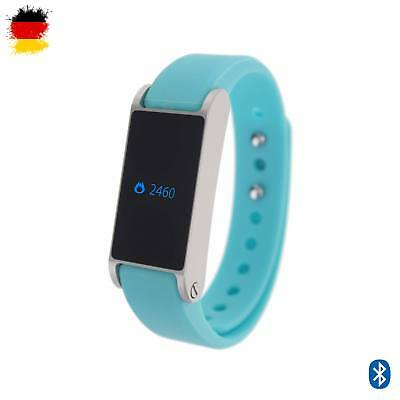 Op3n-Dott Fitband Fitness-Armband mit Personal Trainer, Smartwatch, Sport Uhr
