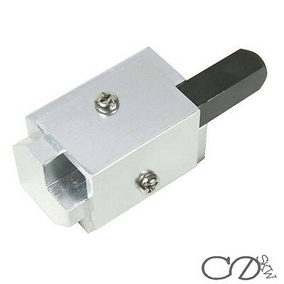 70mm Corner Chisel Hinge Fitting Spring Loaded Woodwork Carpenters Cutting