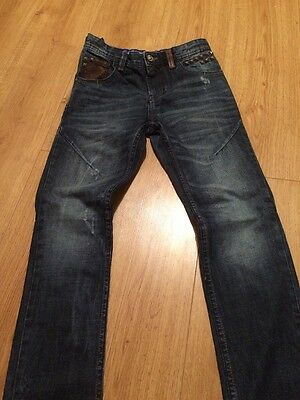 Boys Denim Jeans Age 11 From Next