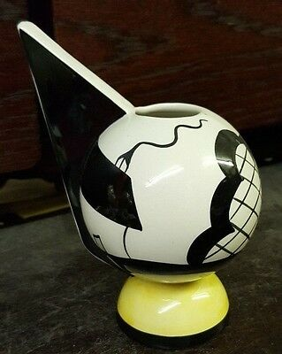 LORNA BAILEY BEECH GROVE VASE limited edition 4/4 excellent condition FREE P&P