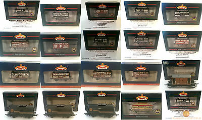 Bachmann Wagons - Wide Choice of Ltd Edition & Collectors Club Models OO Gauge