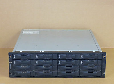 Dell EqualLogic PS5000E iSCSI SAN Storage - 2 Controllers, 6.4Tb ST3400755SS