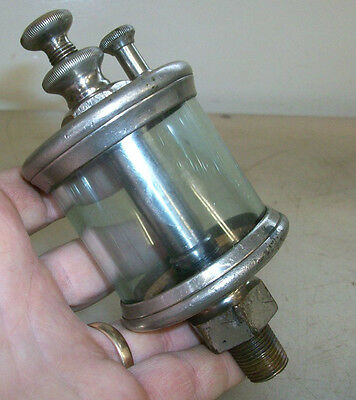 NOPPPER'S PATENT ROD OILER T Me Avity & Sons for Old Gas or Steam Engine