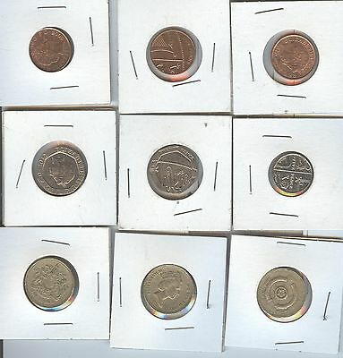 Lot of UK Coins