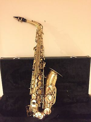 Intermusic Rikter Alto Saxophone With Case