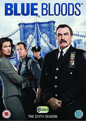 BLUE BLOODS: Season 6 * Brand New & Sealed * Region 2 * DVD Boxset * Free Post