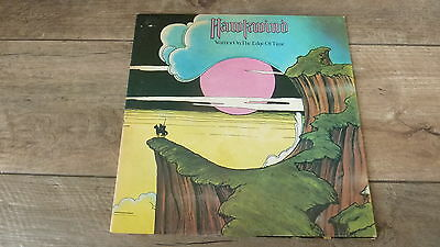 Hawkwind - Warrior On The Edge Of Time 1975 UK LP UNITED ARTISTS 1st PROG/PSYCH