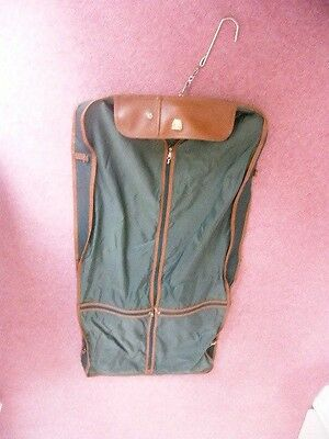 Revellation Quality Travel Luggage Suit Dress Garment Carrier Case Bag Green
