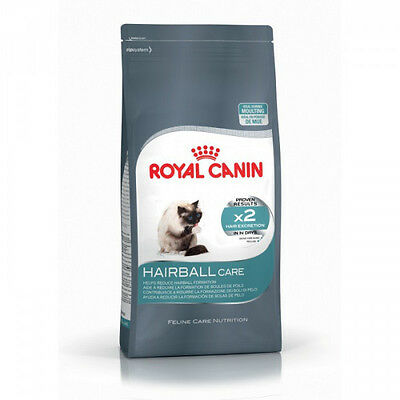 Croquettes pour chats Royal Canin Intense Hairball 34 Sac 2 kg