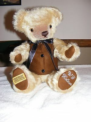 Merrythoughts Mohair Jointed Teddy Bear WG Holmes #18/100 Limited Edition