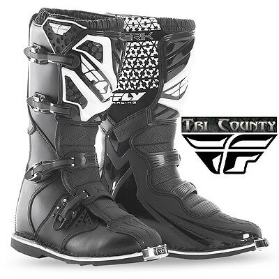 Fly Racing Maverick Riding Boots Adult Size 7 8 9 10 11 12 Motocross GNCC Trail