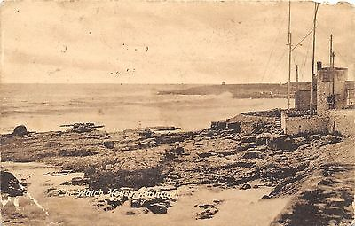 POSTCARD  WALES  PORTHCAWL   The  Watch  House