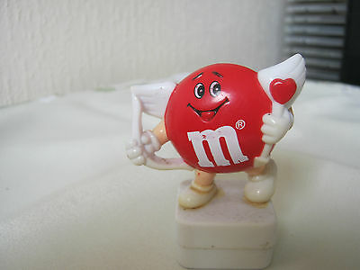 M&m M&ms Happy Red  Round  Cupid Topper