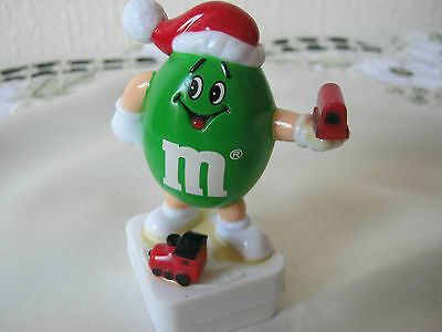 M&m M&ms Happy Green With Trainset Topper