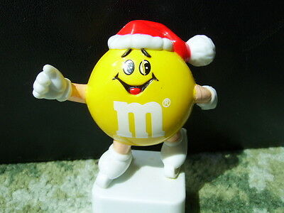 M&m M&ms Happy Yellow Ice-Skater Topper