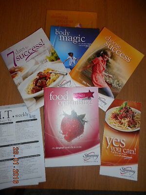 Old Style Red Green Plan Starter Pack Slimming World 2009 Complete Pack Used Vgc