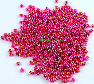 11//0 TOHO Glass Seed Bead Permanent Finish PF2109-Silver-Lined Milky Jonquil 10g