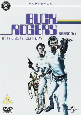 Buck Rogers in the 25th Century (6 Disc DVD Set) The Complete Series / Season 1