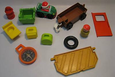 Fisher Price Parts Lot