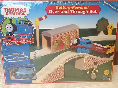 Thomas & Friends Battery Powered Over And Through Set (