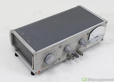 General Radio 1840-A Output Power Meter Audio Frequency Power