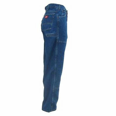 DICKIES Workhorse Double Knee Relaxed Fit Jeans 15293SNB Men's 38x30