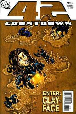 Countdown (2007 series) #42 in Near Mint + condition. FREE bag/board