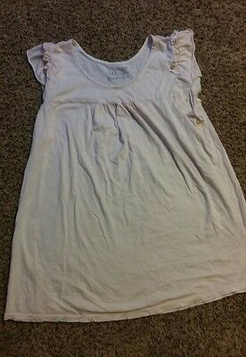 Gap Maternity sunkissed wash size M top