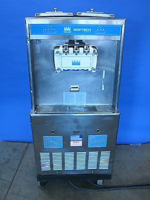 Taylor 754-27 Soft Serve Air Cooled 1ph Ice Cream Machine - VIDEO !