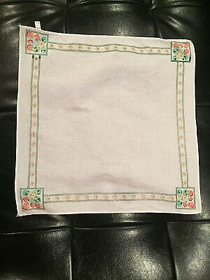 American Girl Doll Kit's TABLECLOTH ~ (From Glassware and Linens)