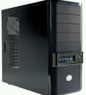 Liquid antec 920 cooled 3770k gaming/video editing work station/PC 250GB SSD 8GB