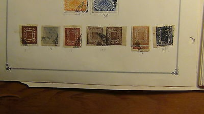 Nepal stamp collection on Scott International pages to '80 or so