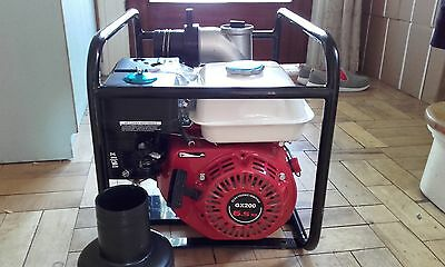 petrol water pump 3 inch 80 MM 6.5 HP CHEAPEST ON EBAY 200 ENGINE