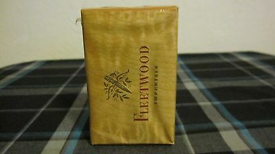 "Vintage ""Fleetwood"" Imperials WWII Cigarettes 1944"