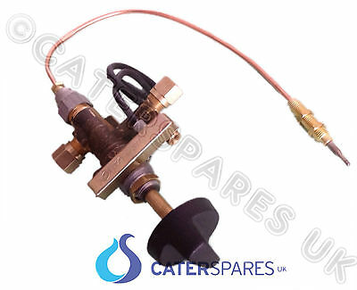 Burco Gas Control Valve For Propane Lpg Deluxe Gas Water Kettle 20 Litre