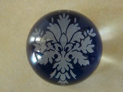 Glass Dome Paperweight