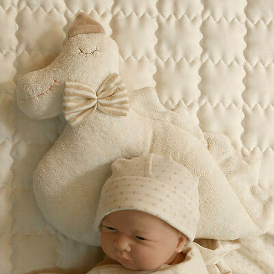 2017 Animal-Shaped Organic Cotton Baby Protective Cloud Lamb Sleeping Pillow New