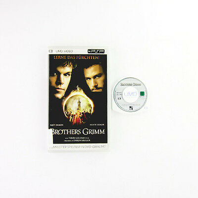 PSP UMD VIDEO : BROTHERS GRIMM in OVP
