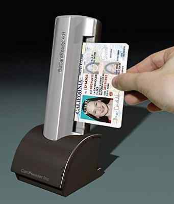 Driver License Scanner and Reader (w/ Scan-ID)