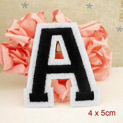 Embroidered Sew Iron On Patches Badge Hat Bag Fabric Applique Craft DIY Brooch +