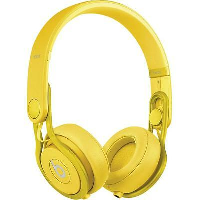 Beats by Dr. Dre Mixr Cuffie On-Ear, Giallo