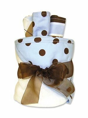 Trend Lab Hooded Towel Gift Cake, Max Dot