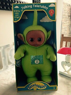 large talking telly tubby