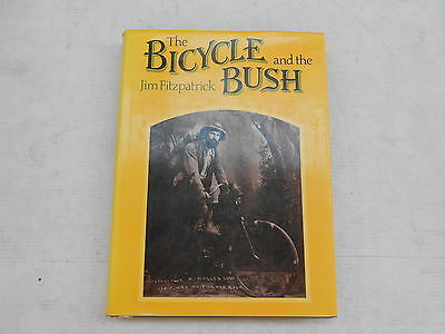 """Vintage Book """"The Bicycle and the Bush"""" by Jim Fitzpatrick  Road Bike Bicycle"""
